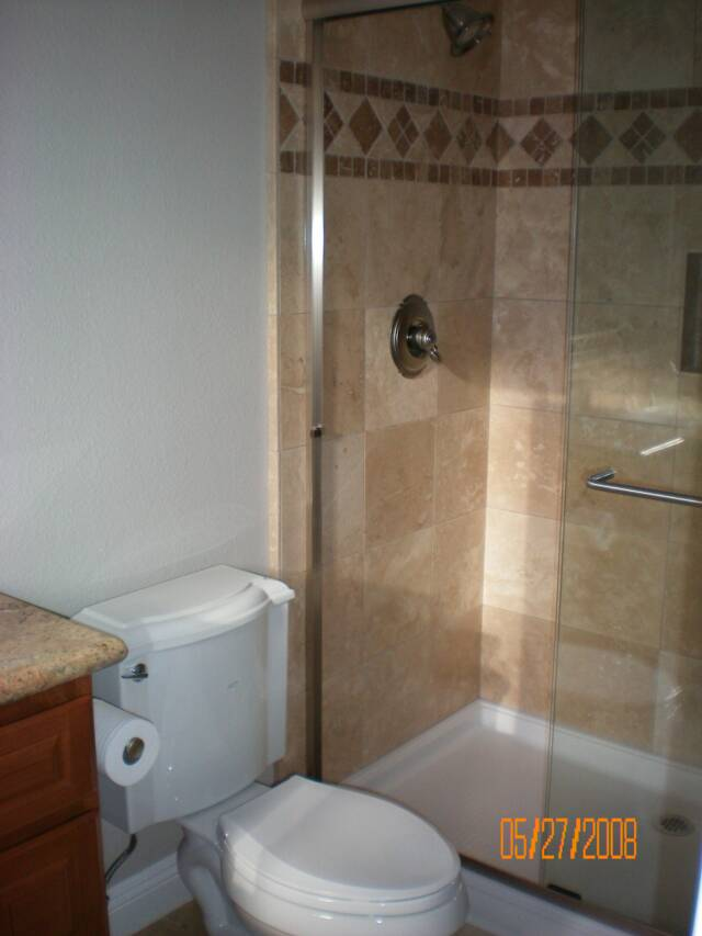 Photo: Bathroom and shower plumbing work > San Ramon area plumber