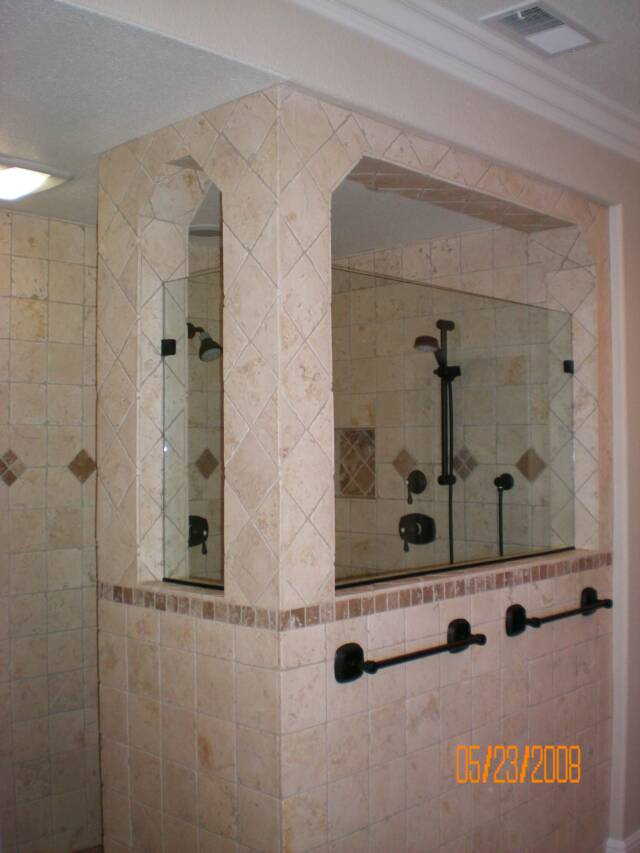 Photo: Shower remodel/plumbing > Pleasanton area plumber