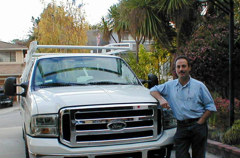 Photo: Bill Kollias, Expert Plumber for the Tri-Valley & East Bay, CA